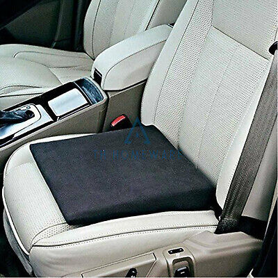 £10.90 • Buy Memory Foam Wedge Back Support Cushion Pillow Home Office Orthopedic Car Seat