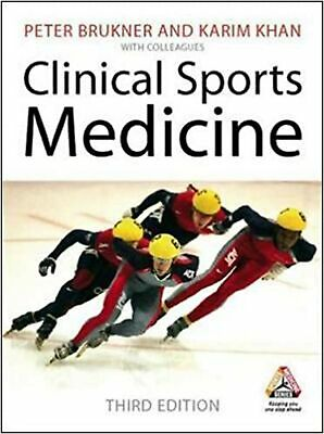 £24.29 • Buy Clinical Sports Medicine