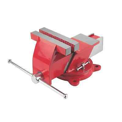 £14.90 • Buy 125mm Heavy Duty Vice Vise Swivel Base Workshop Engineers Clamp Jaw Work Bench