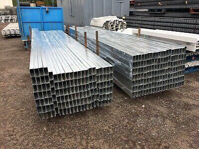 £24 • Buy 5m Long Galvanised Steel Fence Posts, Fencing Post, Gate Post, Fence Post, Gate