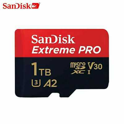 $85 • Buy SanDisk Extreme Pro Micro Sd 1TB Memory Card Class 10