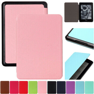 AU11.99 • Buy For Amazon Kindle Paperwhite 1 2 3 4 5/6/7/10th Leather Smart Stand Case Cover