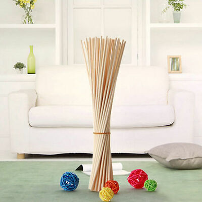 AU9.69 • Buy 30/100Pcs Rattan Reed Flowers Fragrance Oil Diffuser Replacement Refill Sticks