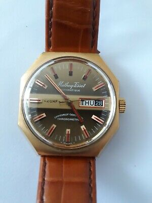 £43 • Buy Vintage MATHEY TISSOT Automatic Mens Watch