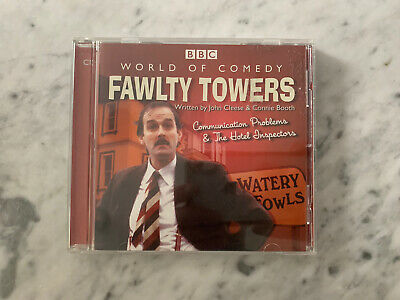 £0.79 • Buy BBC World Of Comedy Audio CD Fawlty Towers Communication Problem & Hotel Inspect