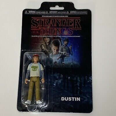 AU24.77 • Buy STRANGER THINGS Funko Action Figure Dustin Netflix Character New With Box Wear