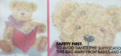 £2.99 • Buy Marks And Spencer Teddy Bear Counted Cross Stitch Kit