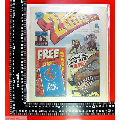 £9.15 • Buy 2000AD Comics Bags And Boards For Progs Annuals Magazines Size2 X 10