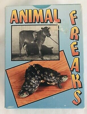 £3.60 • Buy Freaks Of Nature-Genetic Oddities-Trading Cards 1994- Sideshow