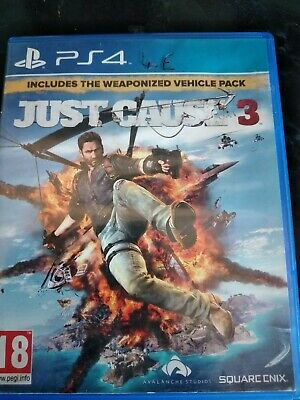£5.10 • Buy Just Cause 3 On PS4