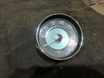 £40 • Buy Volvo 1800s ( P1800 ) Rev Counter Or Tachometer NOT TESTED