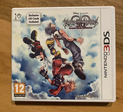 £18.99 • Buy Kingdom Hearts 3D (3DS) Complete With AR Cards