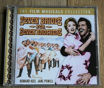 £4.49 • Buy Seven Brides For Seven Brothers-The Film Musicals Collection (2005)-New CD + Wps