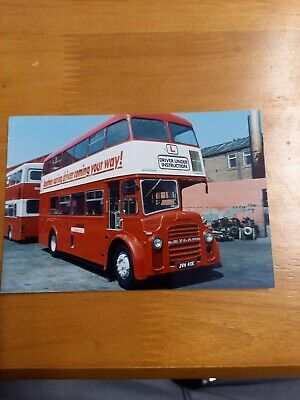 £1 • Buy Go Ahead Northern Driver Training Bus Photo JVN 40E T502