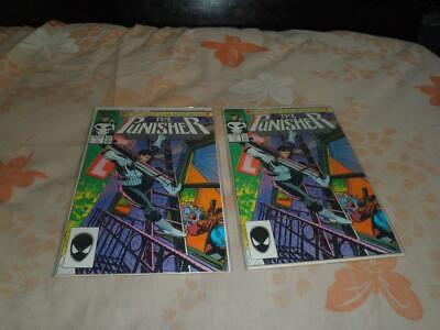 £7.19 • Buy Lot Of 2 Marvel Comics The Punisher #1 (july, 1987)
