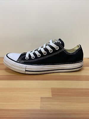 $30 • Buy Converse M9166 All Star Chuck Taylor Sneakers Shoes Womens 7.5, Mens 5.5 Black