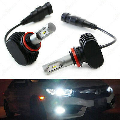 $29.95 • Buy 50W CSP H11 H8 LED Blubs Fog/Driving DRL Lights Upgrading Bulb For Acura Integra
