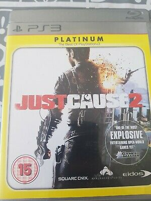 £0.50 • Buy Just Cause 2 Ps3