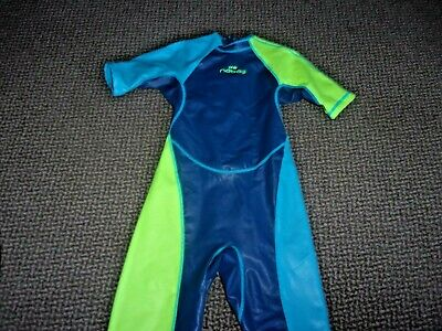 £0.75 • Buy New Never Worn  Decathlon  Age 10 Boys All In One Sun/wet Suit