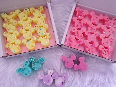 £8 • Buy Box Of 12 Disney Inspired Wax Melts. Hand Made & Highly Scented Wax Melts.