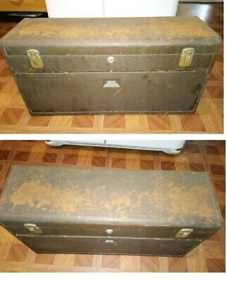 $65 • Buy Vintage Kennedy Machinist Tool Box 8 Drawer Model 526 Local Pickup Only
