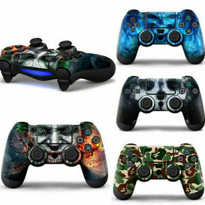 AU5.50 • Buy For PS4 Controller Decal Skin Game Accessories Stickers Cover New