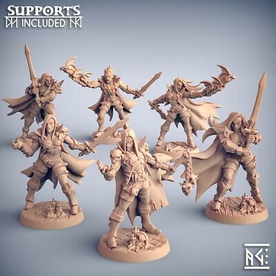 AU61.46 • Buy VAMPIRE COVEN Warband ENCOUNTER Lot Of 6 Dungeons And Dragons, RPG