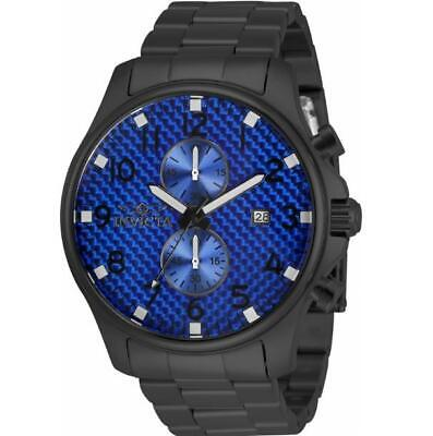 £16.14 • Buy Invicta Specialty 34033 Men's Round Black Ion Plated Chronograph Date Watch