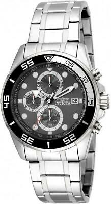 £28.75 • Buy Invicta Specialty 17012 Men's Round Black Analog Chronograph Date Watch