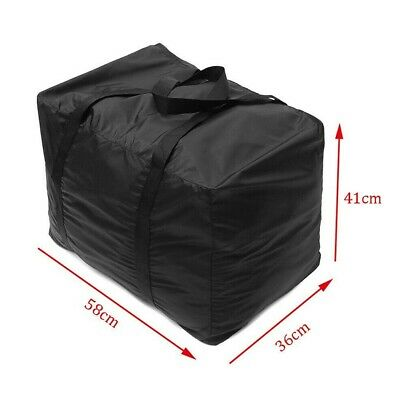$ CDN23.01 • Buy BBQ Storage Carry Bag For Weber Portable Charcoal Grill Protect BBQ Gril Black