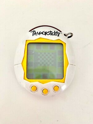 AU60 • Buy Bandai Tamagotchi Connection Ver. 1; ENGLISH; WORKING; Back Cover Missing; RARE