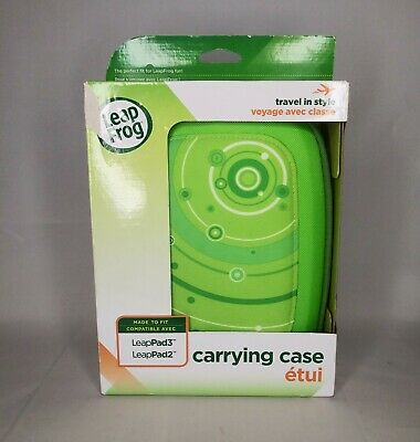 £7.27 • Buy LeapFrog LeapPad2 Carrying Case Travel In Style  Fits LeapPad2 & LeapPad3 NEW