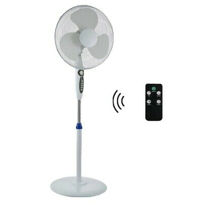 £29 • Buy Pedestal Fan With Remote Control