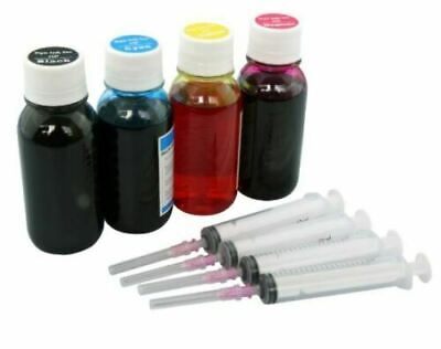 AU21 • Buy 4x100ml Refill Ink For Epson 212XL Expression Home XP4100 XP3105 XP3100 XP2100