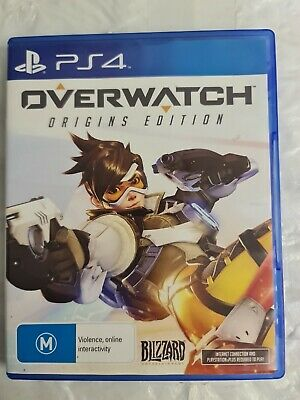 AU22.95 • Buy Overwatch: Origins Edition (PlayStation 4 PS4) Fast Express Postage 📮