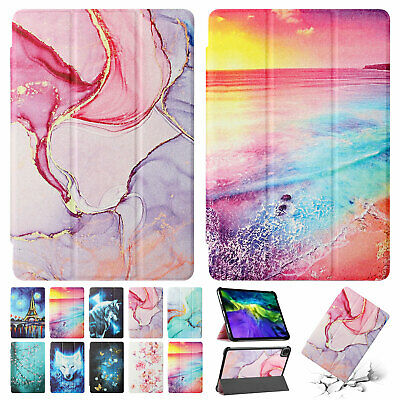 AU21.99 • Buy For IPad 9th 8th 7th 6th Air 4 Mini 6 8.3  Smart Leather Folded Stand Case Cover