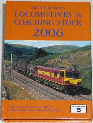 £3.29 • Buy British Railways Locomotives And Coaching Stock 2006: The Complete Guide To All