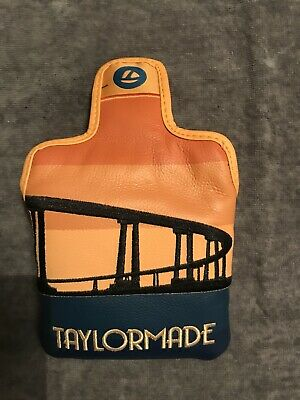 £70 • Buy Taylormade Spider Putter Cover  US Open