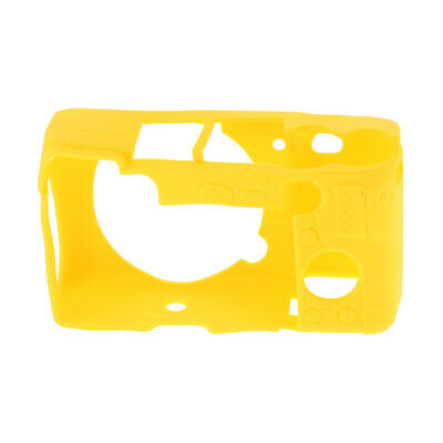 AU13.91 • Buy Silicone Camera Case Full Body Protective Cover For Sony A6300        Yellow