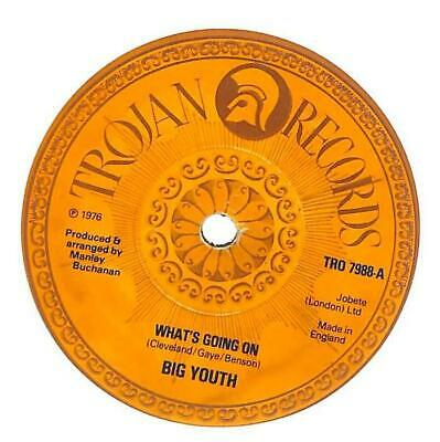 £8.99 • Buy Big Youth - What's Going On - 7  Vinyl Record