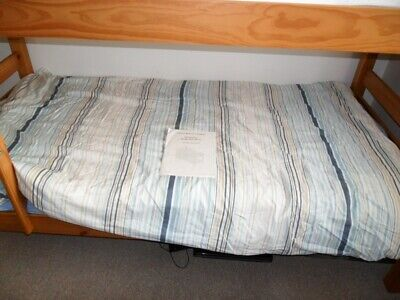 £260 • Buy Wyoming Bunk Bed With Mattresses