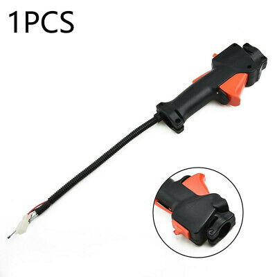 £6.99 • Buy Throttle Cable Handle Trigger On Off Switch For Multi-Tool Strimmer Brushcutter