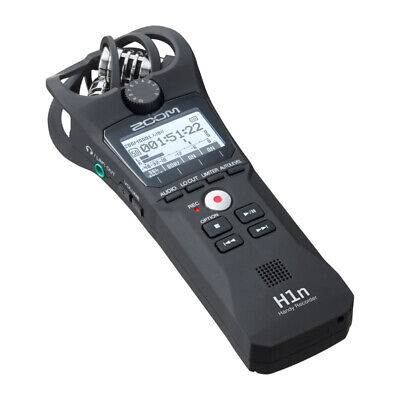 £91.71 • Buy Zoom H1N Portable Stereo Recorder (NEW)