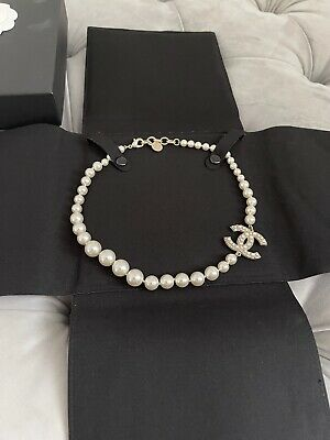 £900 • Buy Chanel 100 Anniversary Pearl Necklace