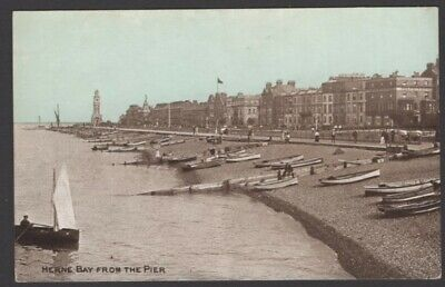 £1 • Buy HERNE BAY,  From The Pier,  Kent - Unposted - Ref:1646