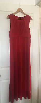 £12.95 • Buy Ted Baker Coral Maxi Dress. Size 3/12 Worn Once