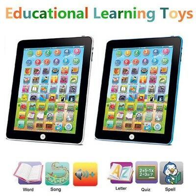 £6.55 • Buy Kids Children Tablet IPAD Educational Learning Machine For Girl Boys Baby Toy