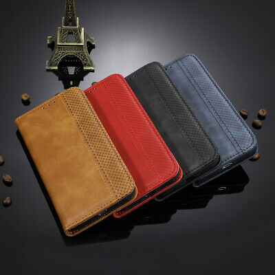 AU12.99 • Buy Leather Wallet Flip Case Cover For OPPO Find X2 Pro/lite/Neo A52 A92 A53s AX5s