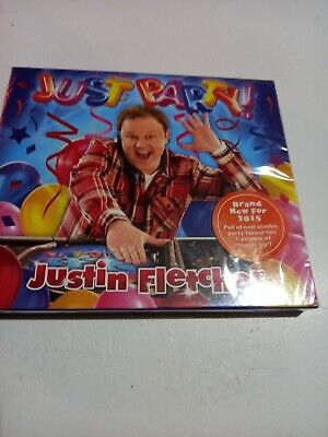 £4.95 • Buy Just Party, - Justin Fletcher, - CD (PARTY FAVORITES) 2015