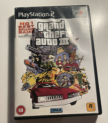 £3.97 • Buy Grand Theft Auto 3 (GTA 3) PS2 Good Condition, Tested